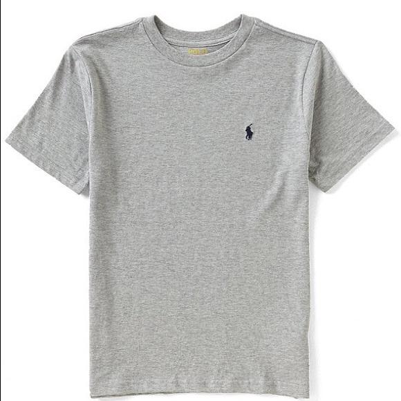c57974b5 Polo by Ralph Lauren Shirts | Grey Authentic Polo T | Poshmark